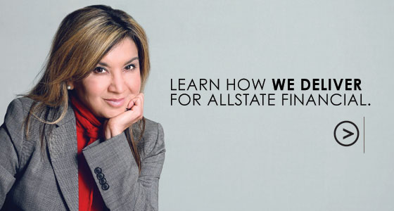 How UA delivered for Allstate Financial